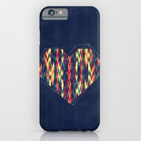 iPhone Cases featuring Interstellar Heart by VessDSign