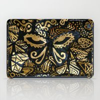 Swarm of the Butterflies iPad Case