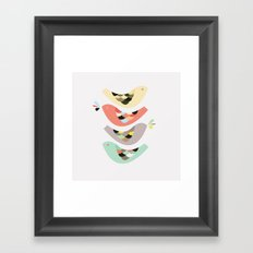 Birdo Framed Art Print