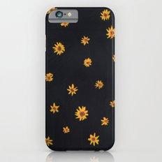 sunflower pattern Slim Case iPhone 6s
