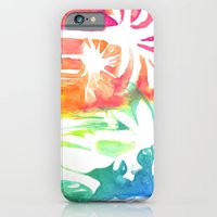 iPhone & iPod Case featuring An injection of summer by Philippa