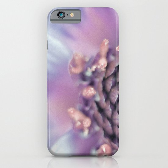 Violett Flower iPhone & iPod Case