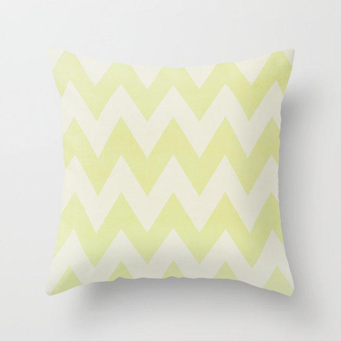 Lime Green Chevron Throw Pillow : Grey and Lime Green Textured Chevron Pattern Throw Pillow by Secretgardenphotography [Nicola ...