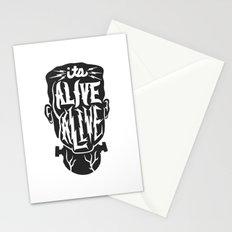 Alive! Alive! Stationery Cards