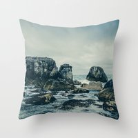 Antrim Stones Throw Pillow