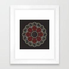 cirquedumonet #2 Framed Art Print