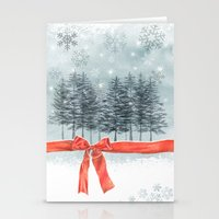 wintertrees Stationery Cards