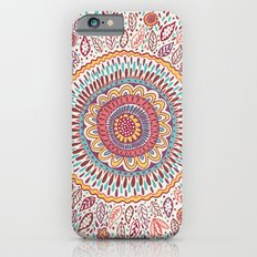 Sunflower Mandala iPhone 6 Slim Case