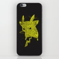 Pikachu iPhone & iPod Skin