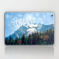 Living the Dream Laptop & iPad Skin