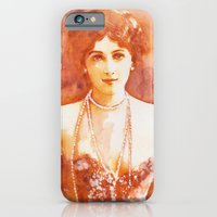 iPhone & iPod Case featuring Perls by Aurora Wienhold