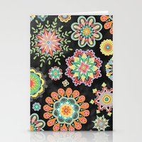 Folky Flora Stationery Cards