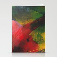rapid movement Stationery Cards
