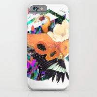 PAPAYA by Carboardcities and Kris tate iPhone 6 Slim Case