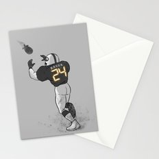 Number Twenty Four Stationery Cards