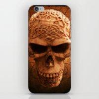 Simply Skull iPhone & iPod Skin