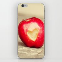 An Apple a Day... iPhone & iPod Skin