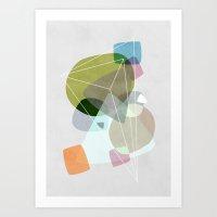 Graphic 119 Art Print