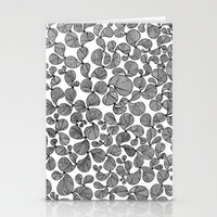 Contemporary Paisley Revolution Stationery Cards