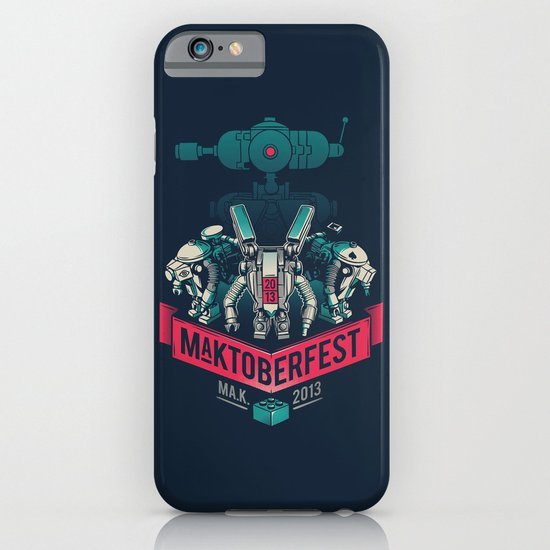 MaKtoberfest 13 iPhone & iPod Case