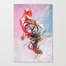 Giving Up The Ghost Canvas Print