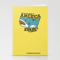 America…   It Kinda Lo… Stationery Cards