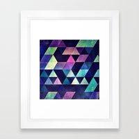 Syshyl Xhyllyng Framed Art Print