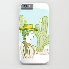 Westward Ho! iPhone 6s Slim Case