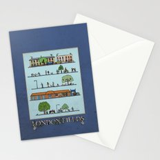 London Fields Stationery Cards