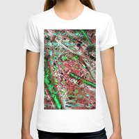 los angeles T-shirts featuring los angeles by donphil
