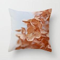 Autumn Hush Throw Pillow