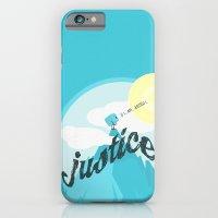 Justice !.. iPhone 6 Slim Case