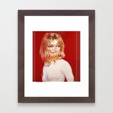 Another Portrait Disaster · S3 Framed Art Print