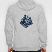 rubik's earth Hoody