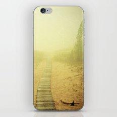 Edge of the World  iPhone & iPod Skin