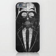 Darth Vader Gentleman iPhone 6 Slim Case