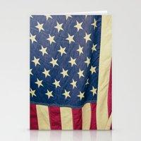 Ye Olde Flag Stationery Cards