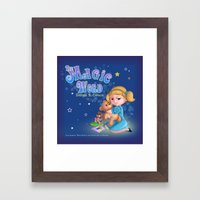 Magic Framed Art Print