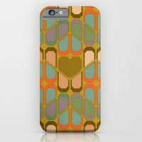 Love Pattern iPhone 6 Slim Case