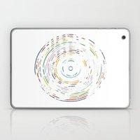 Rainbow Record Laptop & iPad Skin