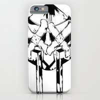 iPhone & iPod Case featuring Bandit Doom by ScientisTechni