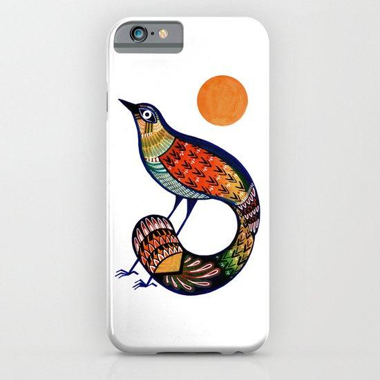 Sun Bird iPhone & iPod Case