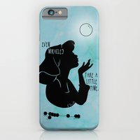 iPhone & iPod Case featuring Even Miracles Take a Little Time by J.Nell Konschak