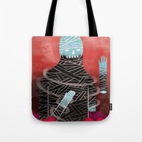 Phantom Limb Tote Bag