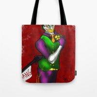 Joker - Joke's On You - … Tote Bag