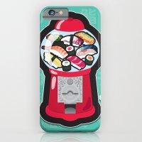 Gumball Sushi   ガチ�… iPhone 6 Slim Case