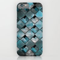 iPhone & iPod Case featuring SquareTracts by DesignLawrence