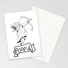 Get Poopid Stationery Cards