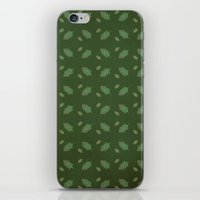Leaf Pattern iPhone & iPod Skin
