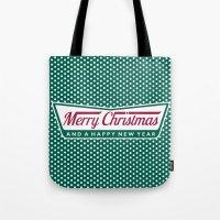 Have A Merry Krispy Christmas Tote Bag